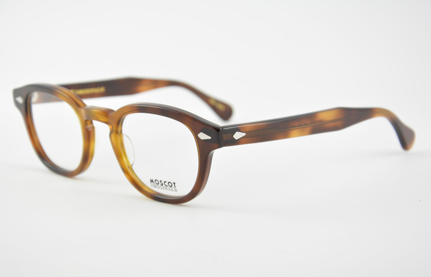 design senza tempo 7e3a5 3be90 Moscot - Lemtosh - Tobacco